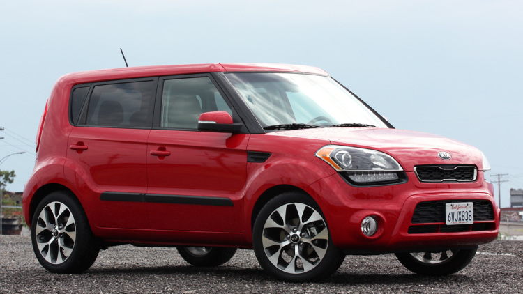 2013 kia soul photos informations articles. Black Bedroom Furniture Sets. Home Design Ideas