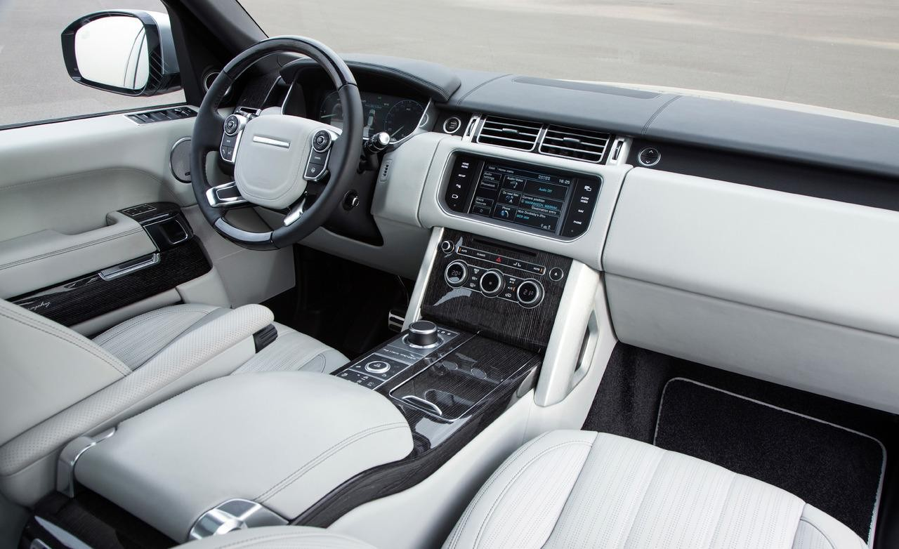 2013 Land Rover ALL-NEW Range Rover #21