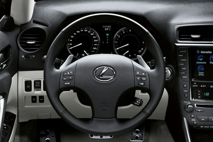 2013 Lexus Is 250 C #15