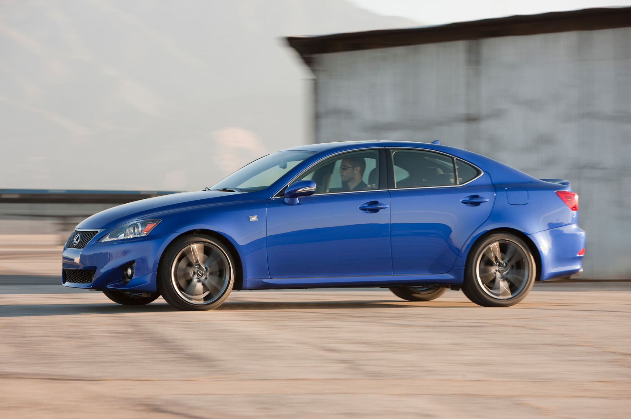 2013 Lexus Is F #23