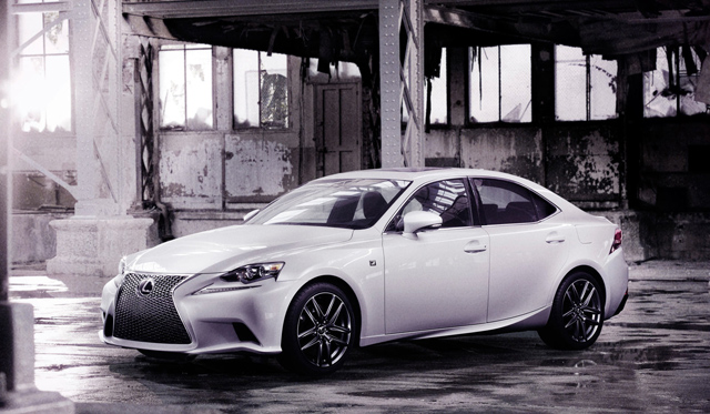 2013 Lexus Is F #25