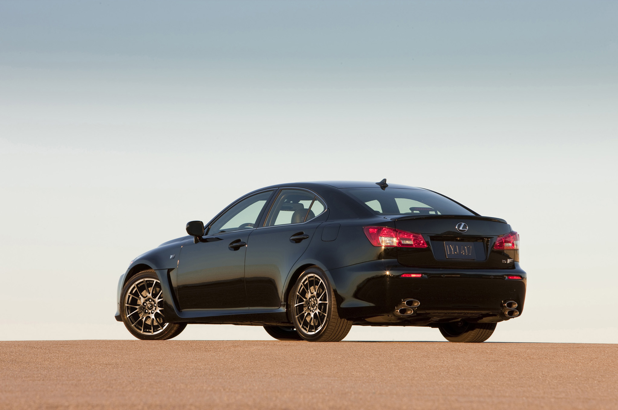 2013 Lexus Is F #20