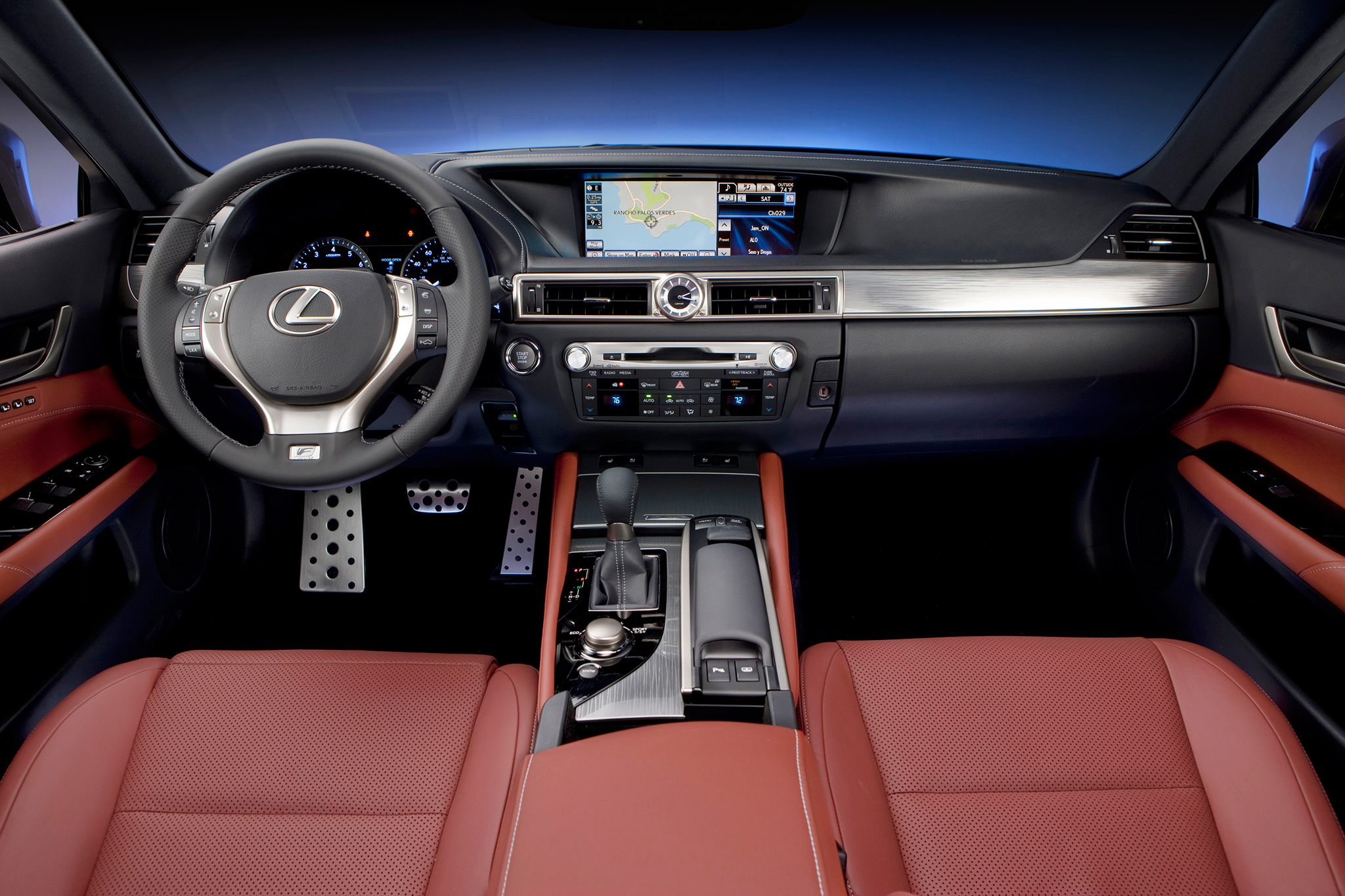 2013 Lexus Is F #24
