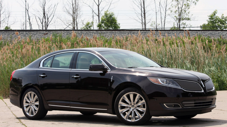 2013 Lincoln Mks Photos Informations Articles Bestcarmag