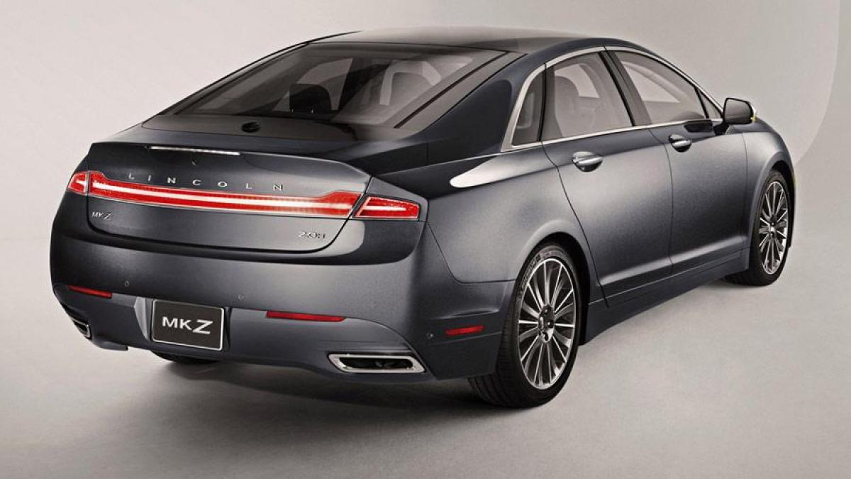 2013 Lincoln Mkz #21