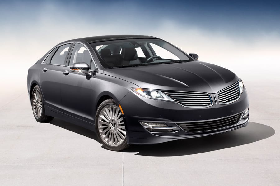 2013 Lincoln Mkz #26