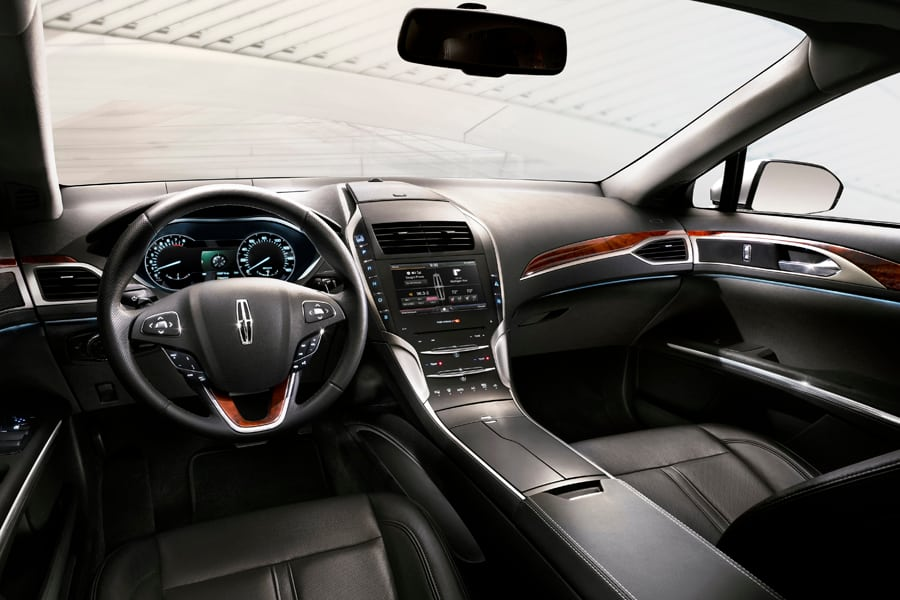 2013 Lincoln Mkz #20