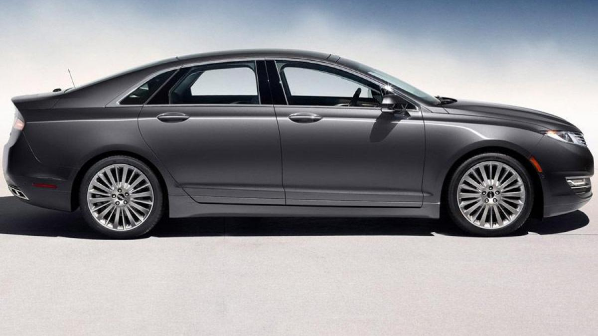 2013 Lincoln Mkz #27