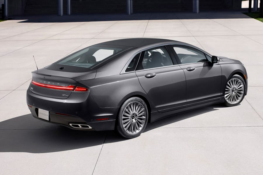 2013 Lincoln Mkz #25