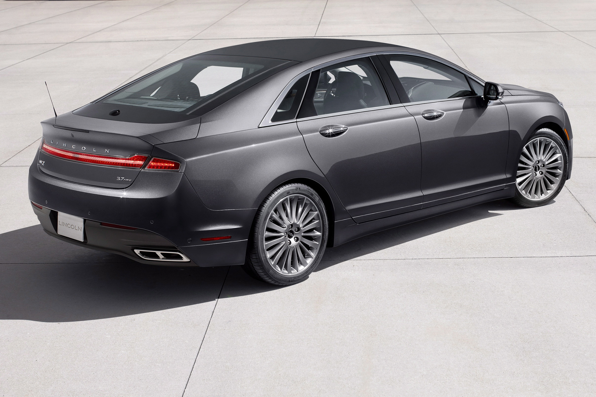 2013 Lincoln Mkz #19