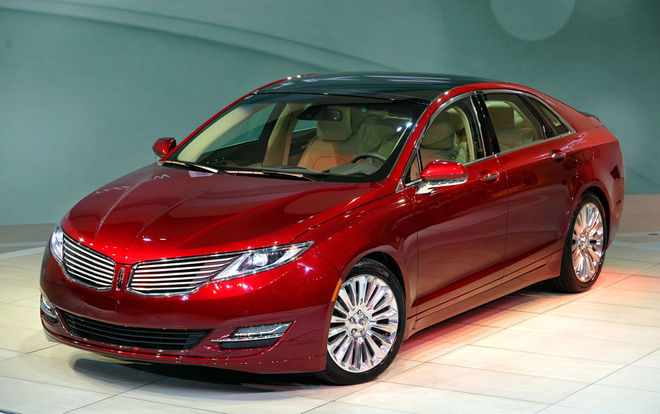 2013 Lincoln Mkz #18
