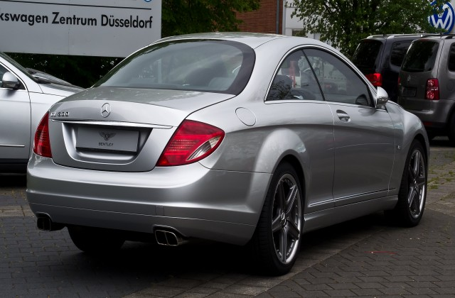 2013 Mercedes-Benz CL #20
