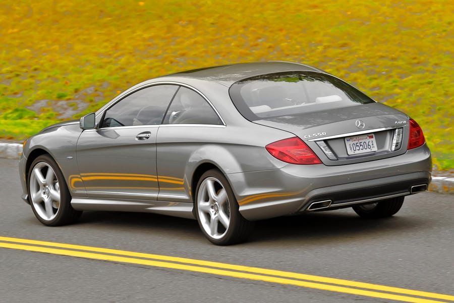 2013 Mercedes-Benz CL #19