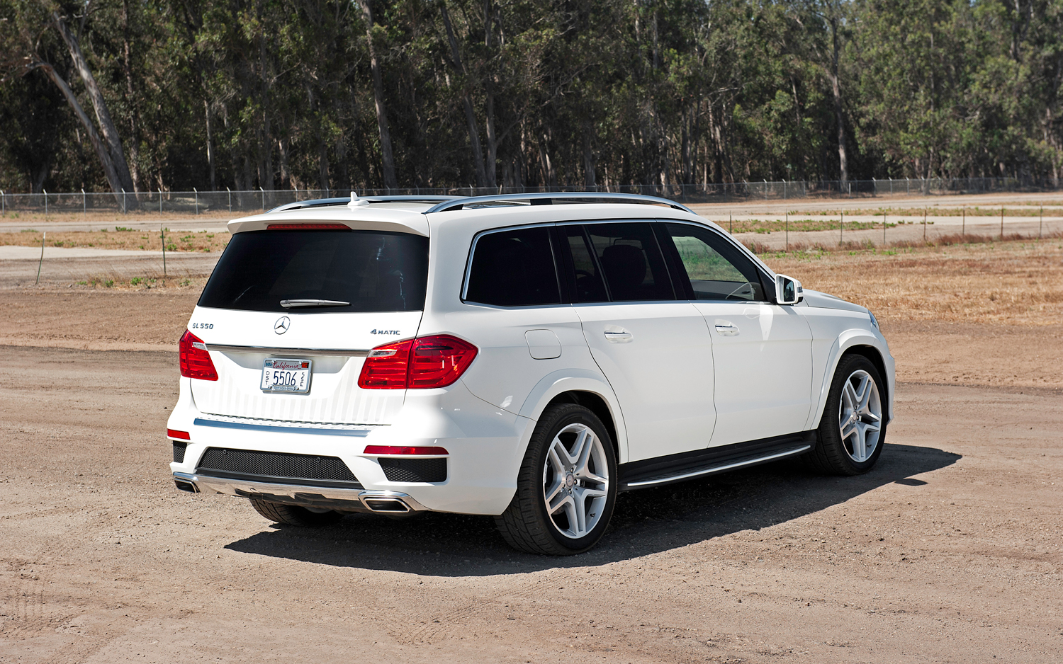 2013 Mercedes Benz GL #23