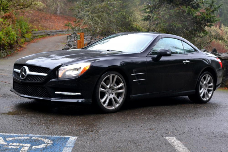 2013 Mercedes-Benz SL #23