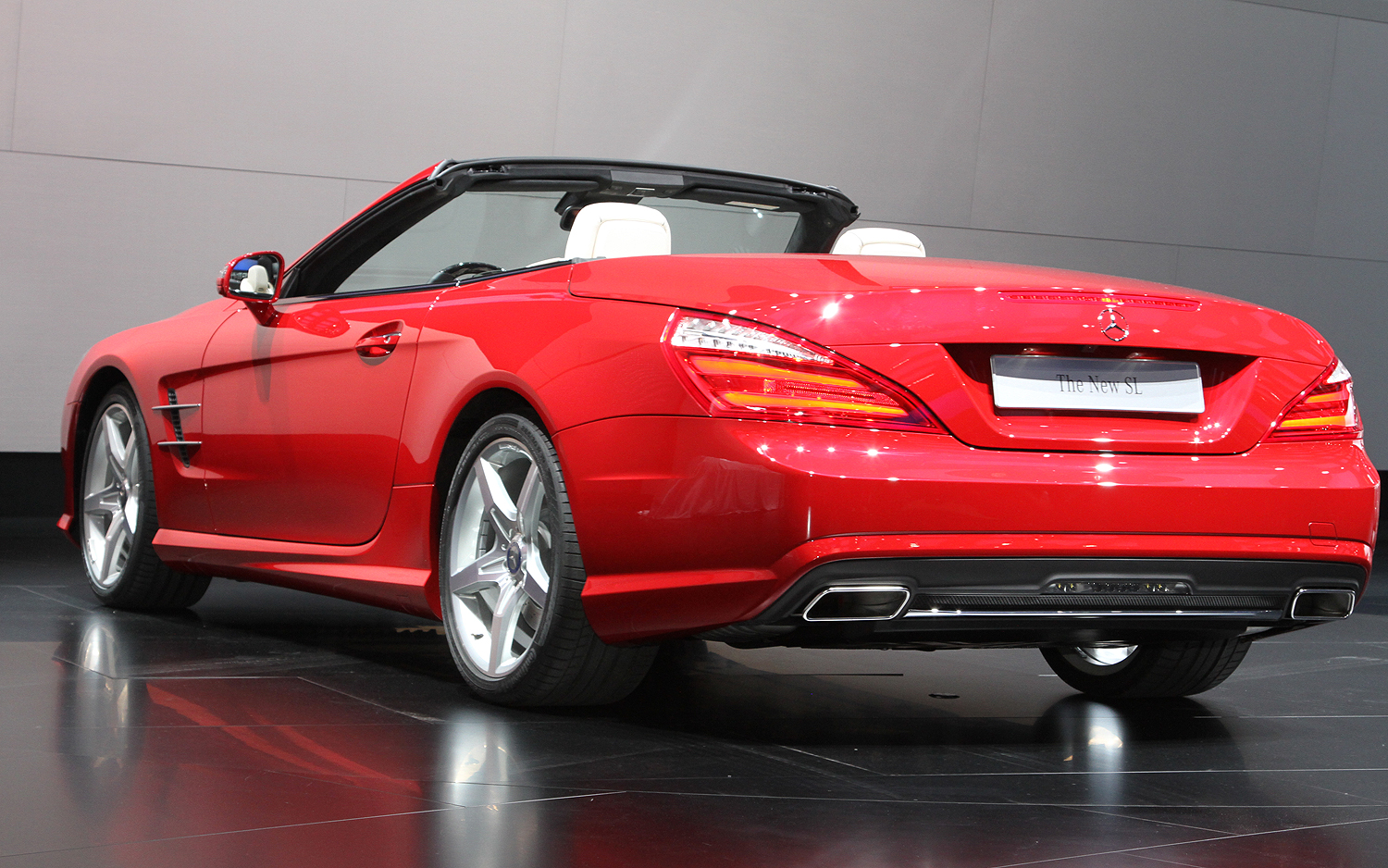 2013 Mercedes-Benz SL #22