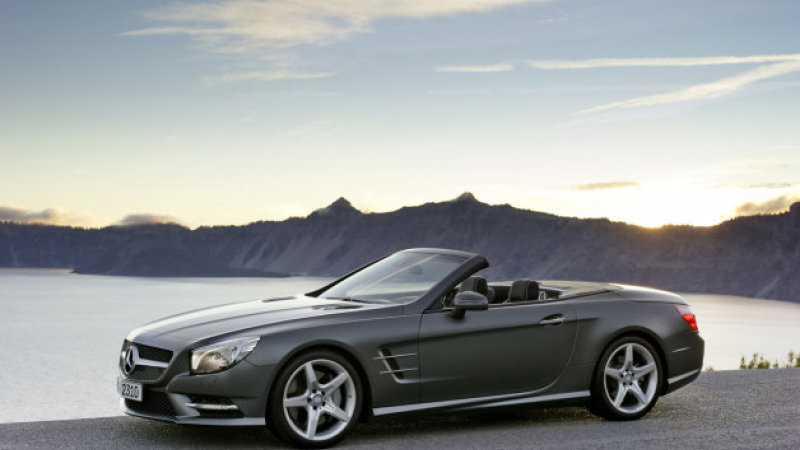 2013 Mercedes-Benz SL #21