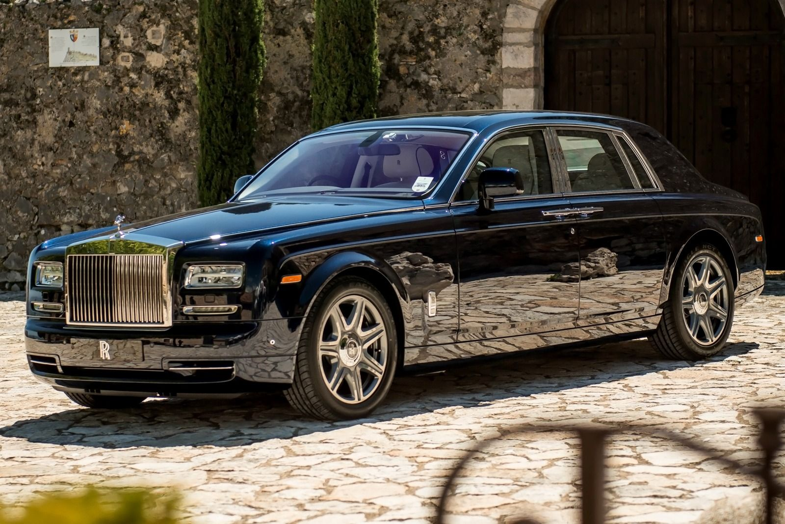 2013 Rolls royce Ghost #20