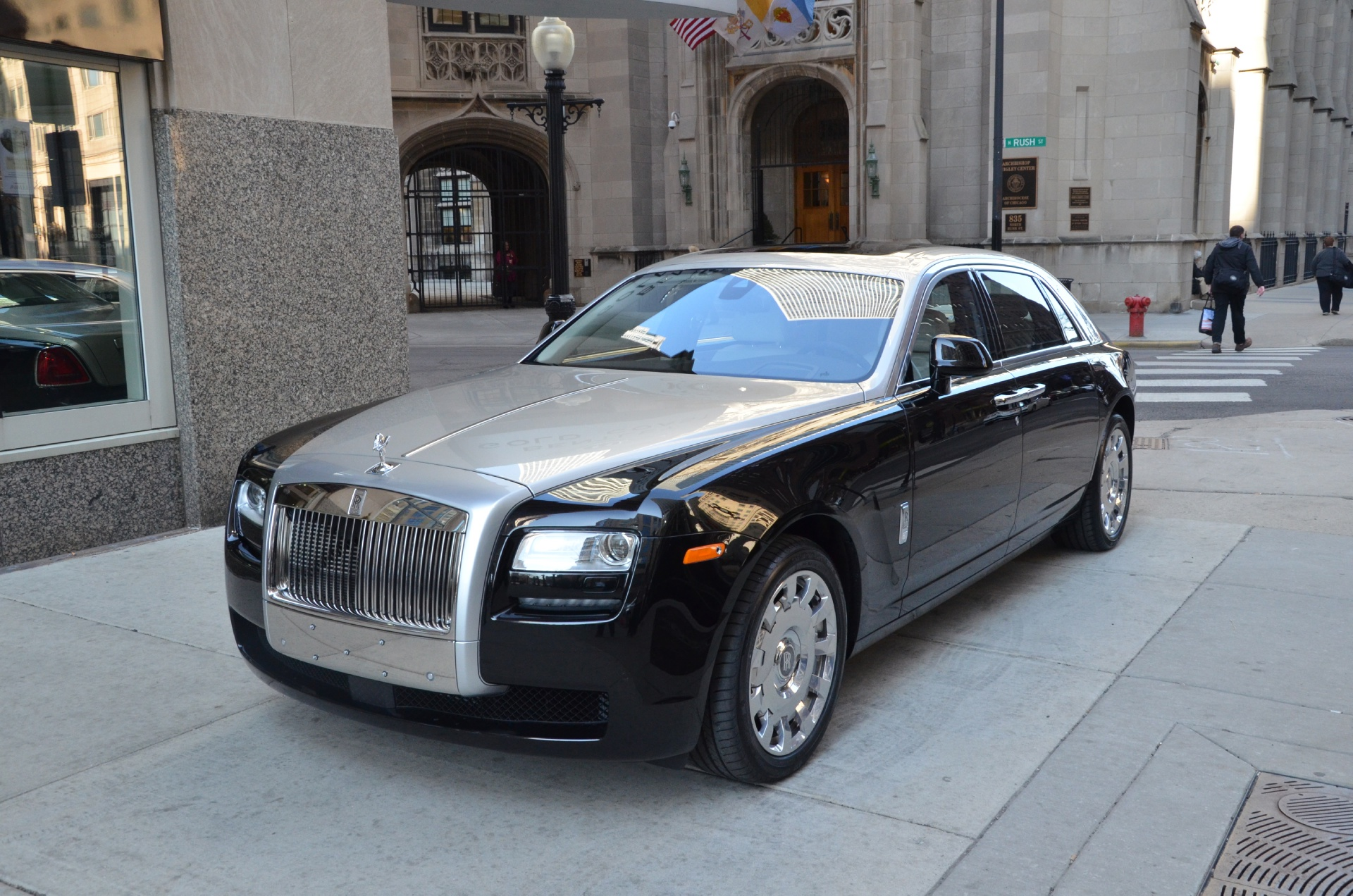 2013 Rolls royce Ghost #21
