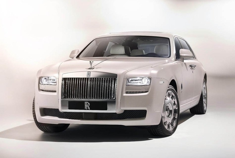 2013 Rolls royce Ghost #19