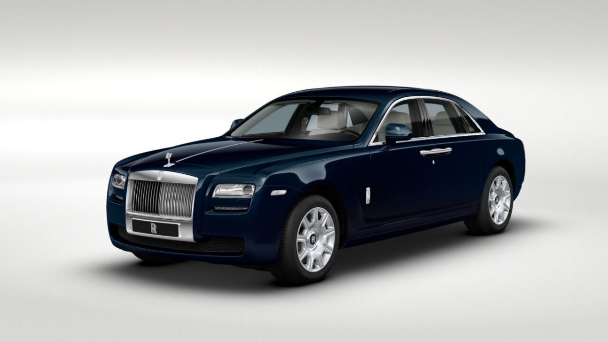 2013 Rolls royce Ghost #22