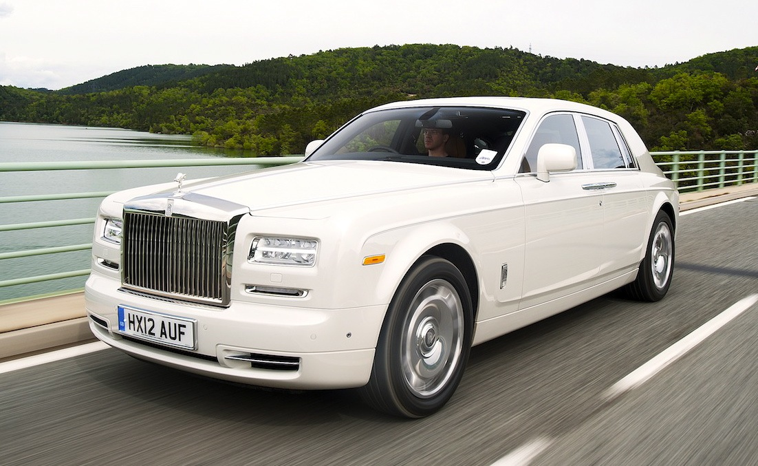 2013 Rolls royce Phantom #20