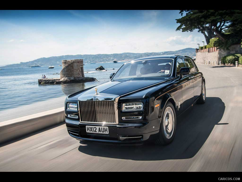 2013 Rolls royce Phantom #19