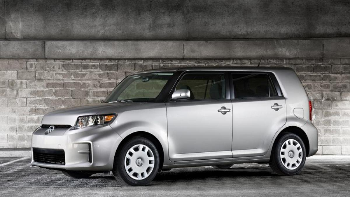 2013 Scion Xb #18