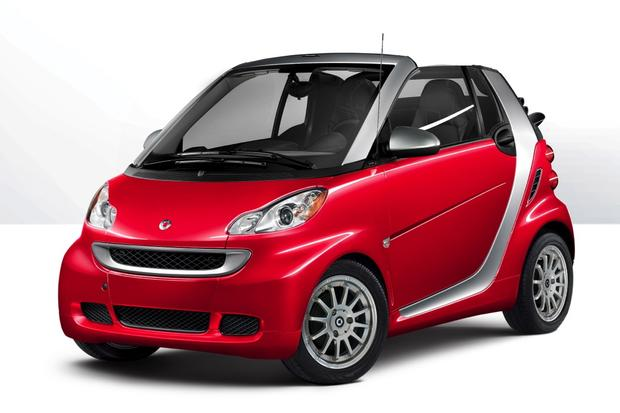 2013 Smart Fortwo #20
