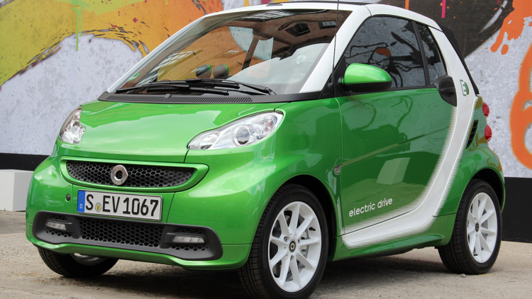 2013 Smart Fortwo #24