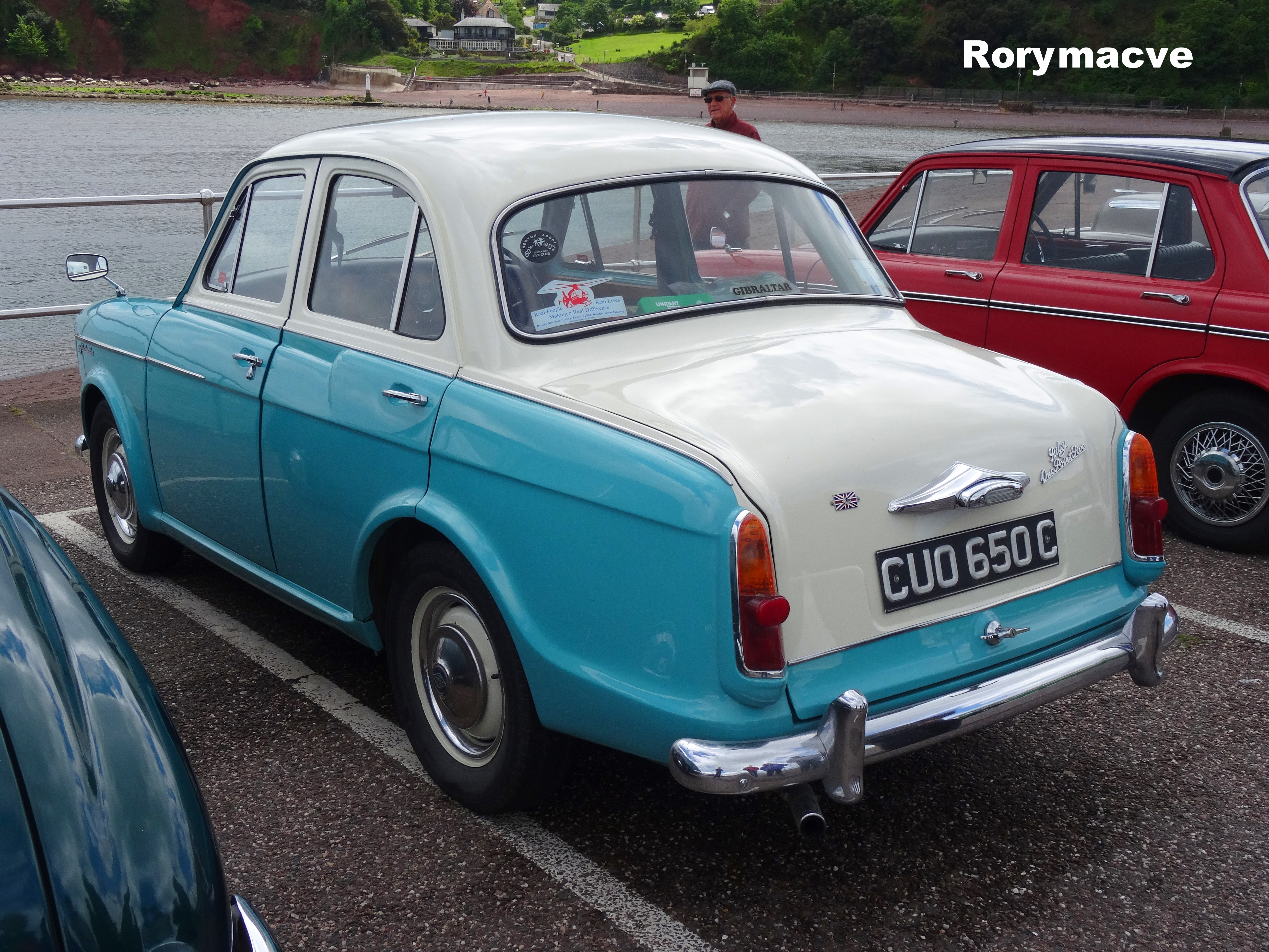 1965 Riley One-Point-Five #2