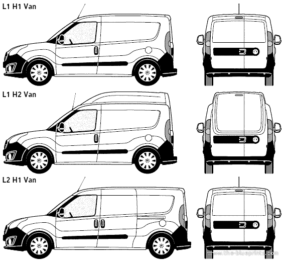 2012 opel combo photos  informations  articles