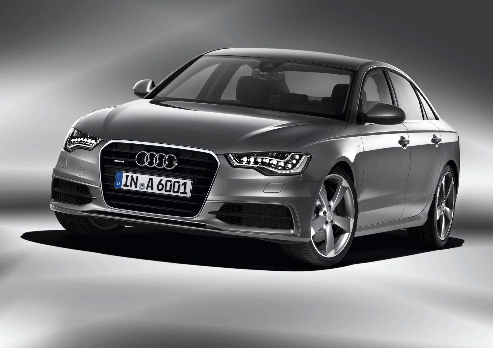 2014 audi a6 photos informations articles. Black Bedroom Furniture Sets. Home Design Ideas