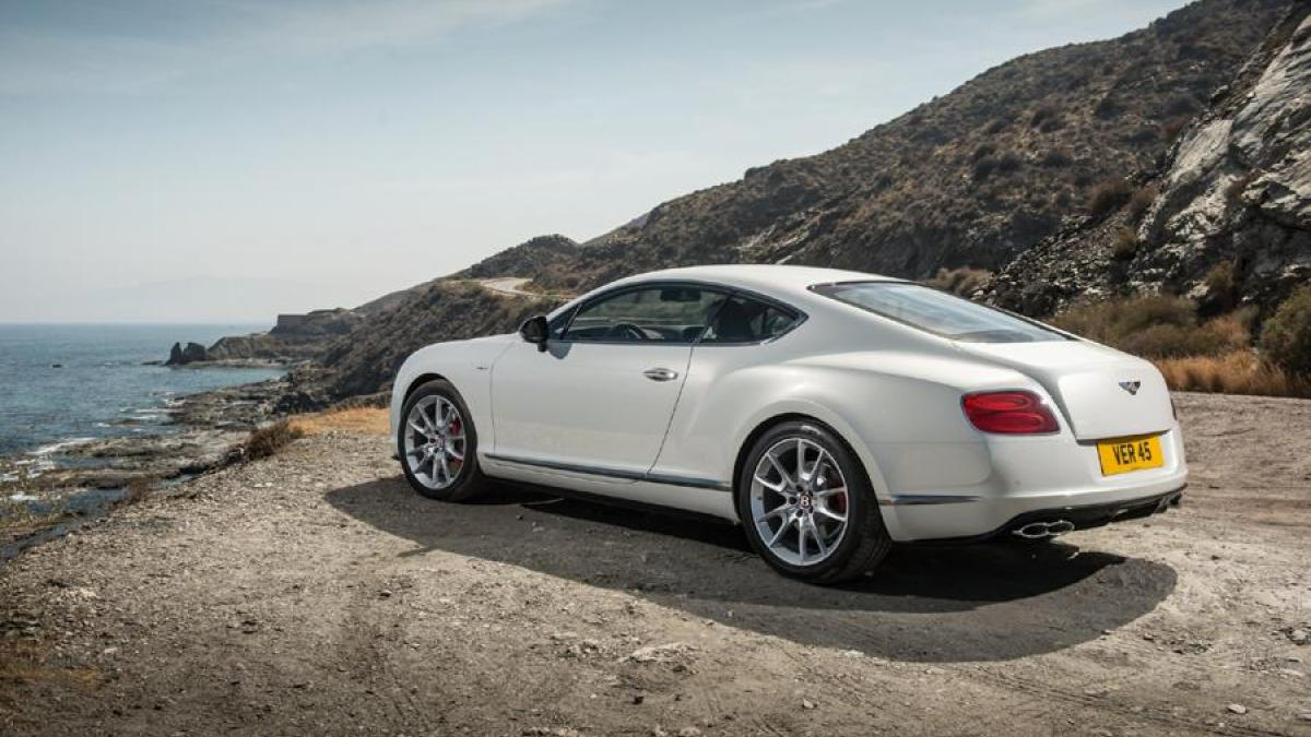 2014 Bentley Continental Gt #19
