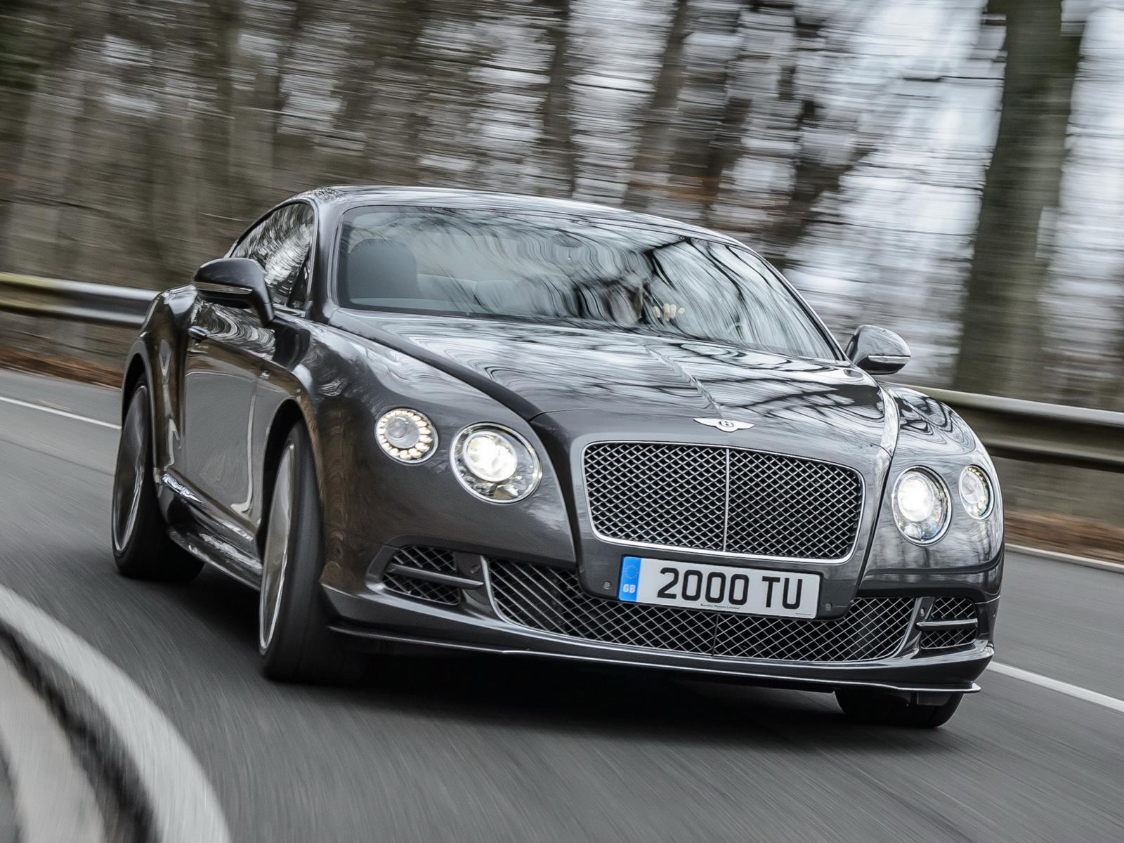 2014 Bentley Continental Gt Speed #18