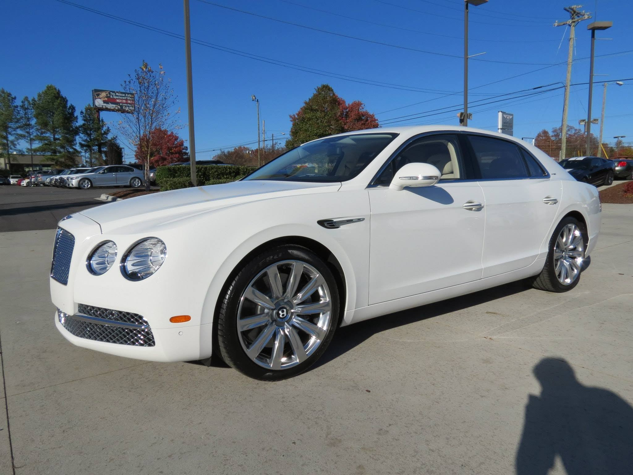 2014 Bentley Flying Spur #20