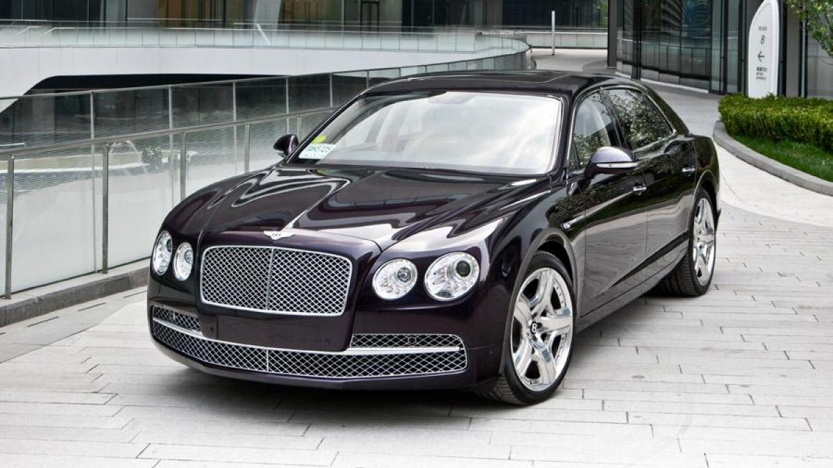 2014 Bentley Flying Spur #16