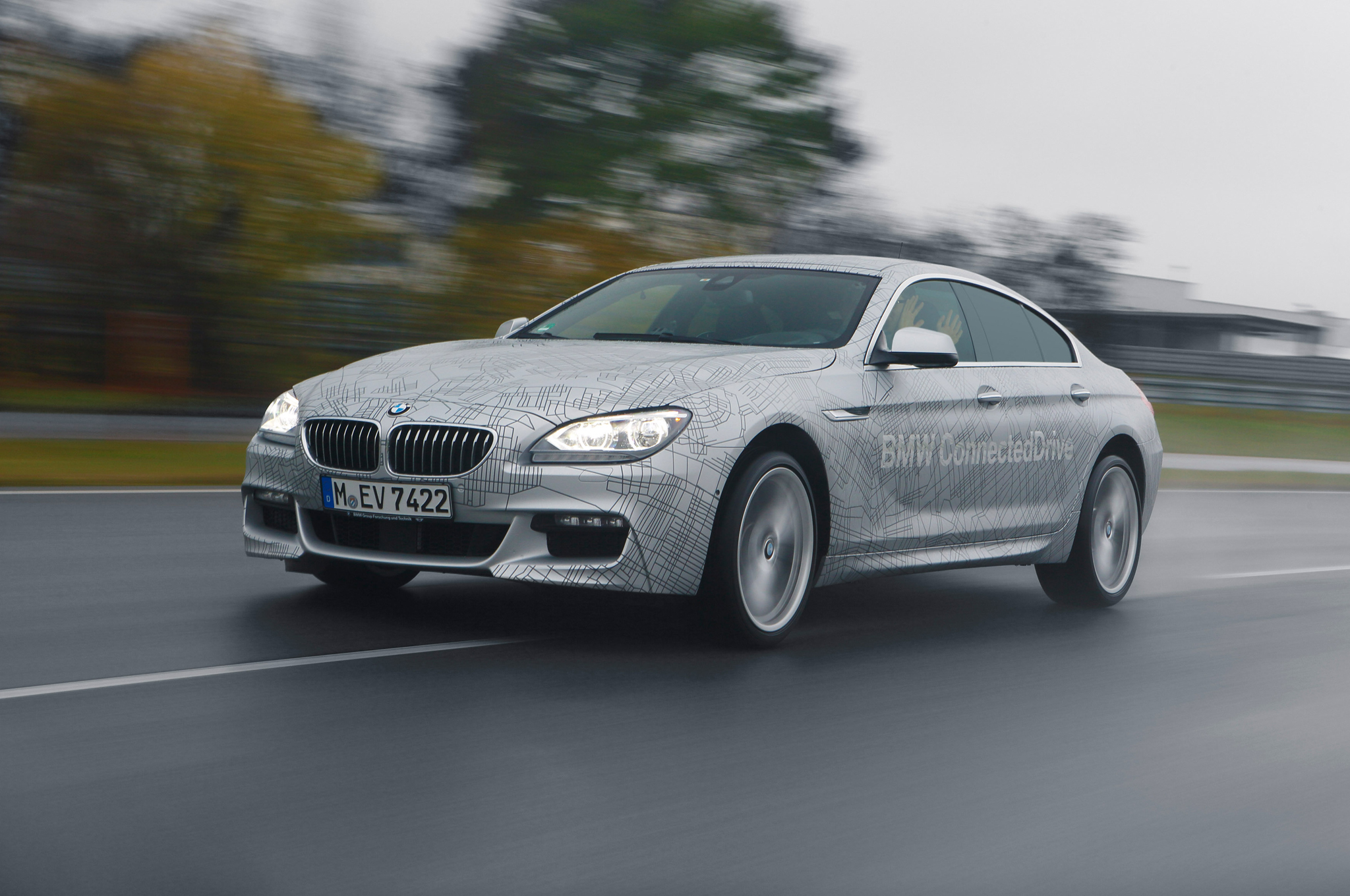 2014 Bmw 6 Series Gran Coupe #12