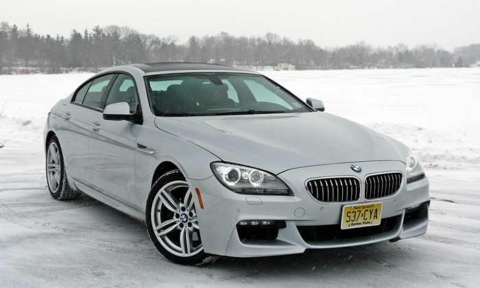 2014 Bmw 6 Series Gran Coupe #11