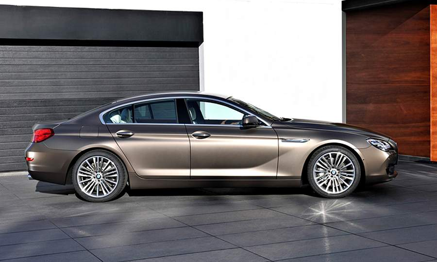 2014 Bmw 6 Series Gran Coupe #14