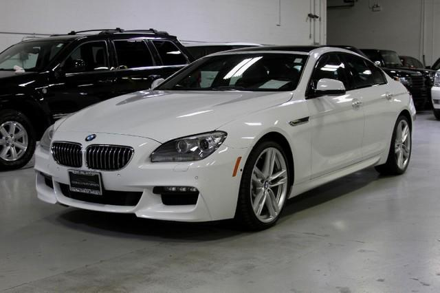 2014 Bmw 6 Series Gran Coupe #13