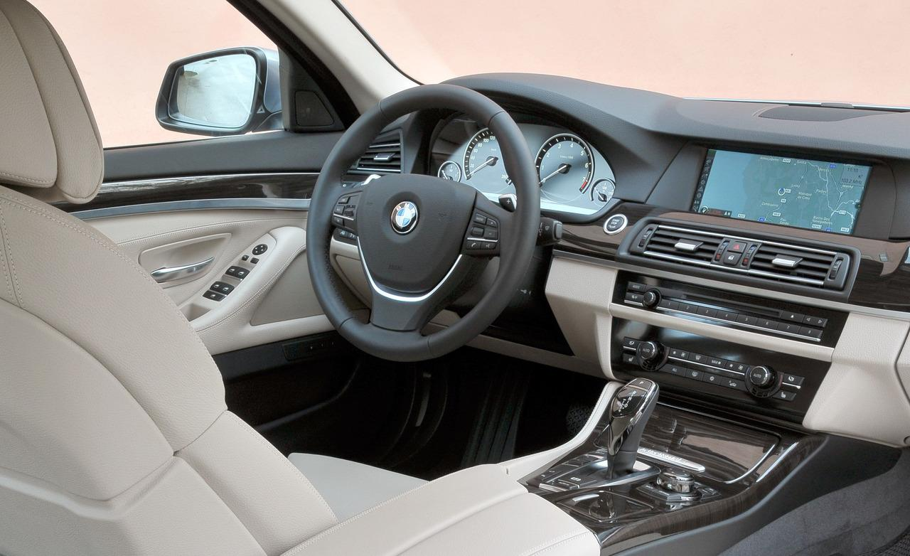 2014 Bmw Activehybrid 5 #6