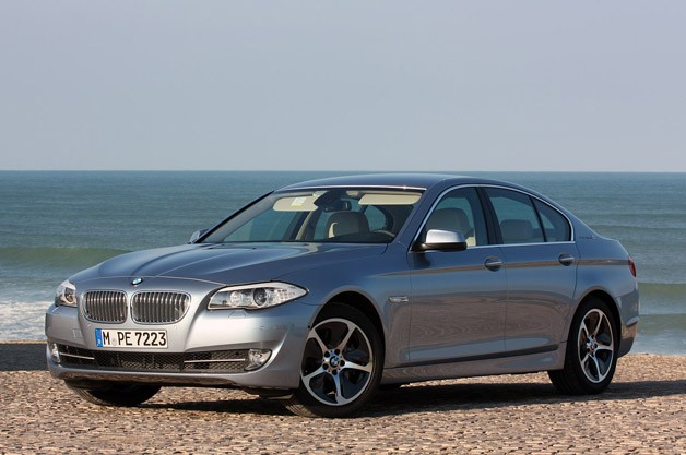 2014 Bmw Activehybrid 5 #7