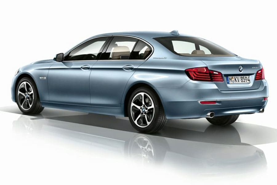 2014 Bmw Activehybrid 5 #4