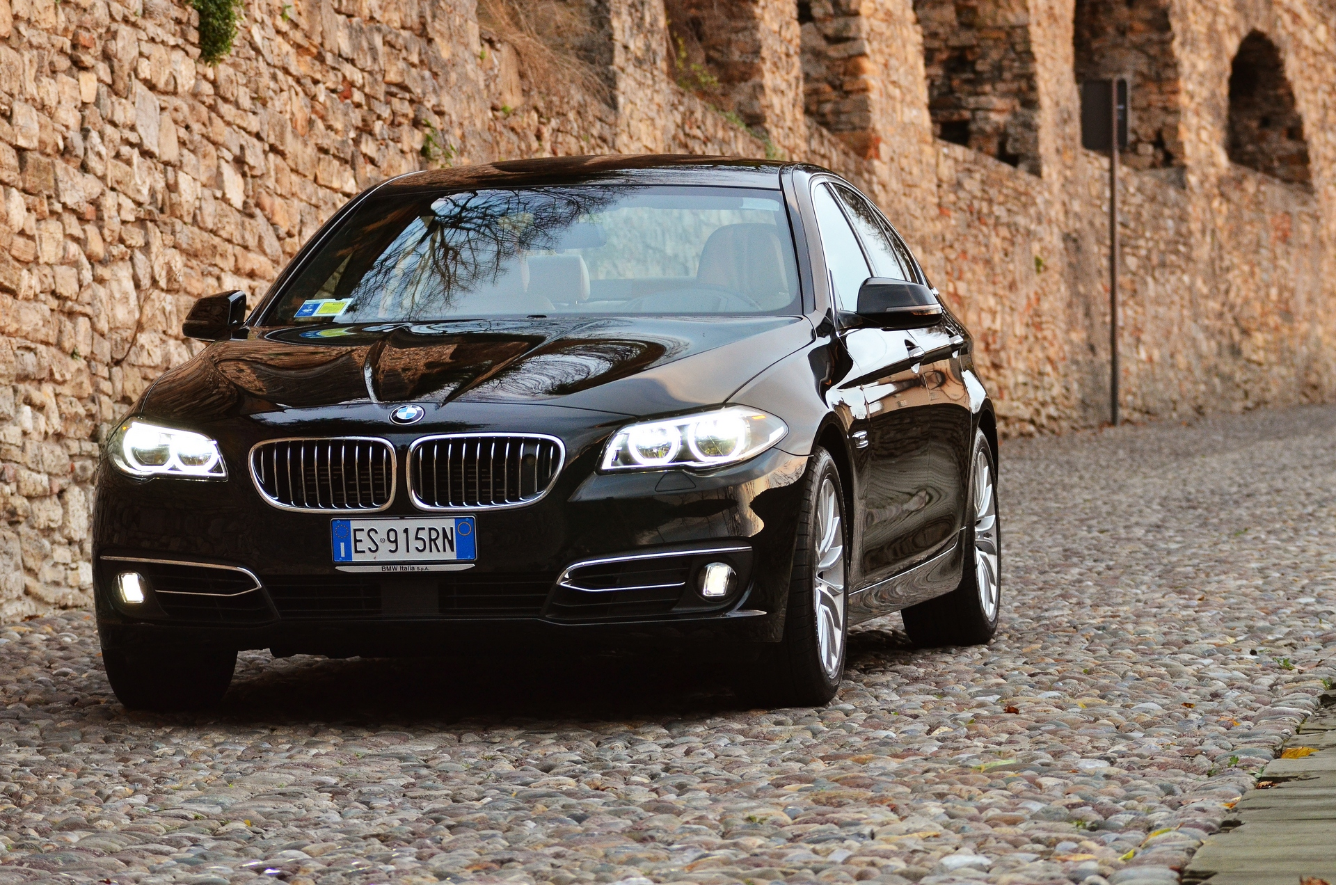 2014 Bmw Activehybrid 5 #5