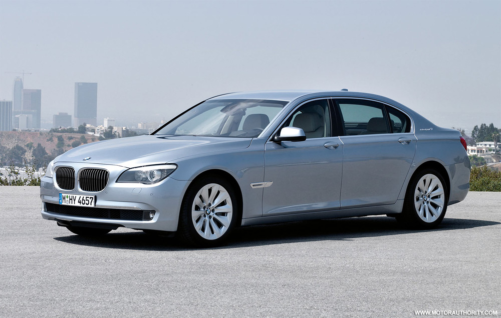 2014 Bmw Activehybrid 7 #5