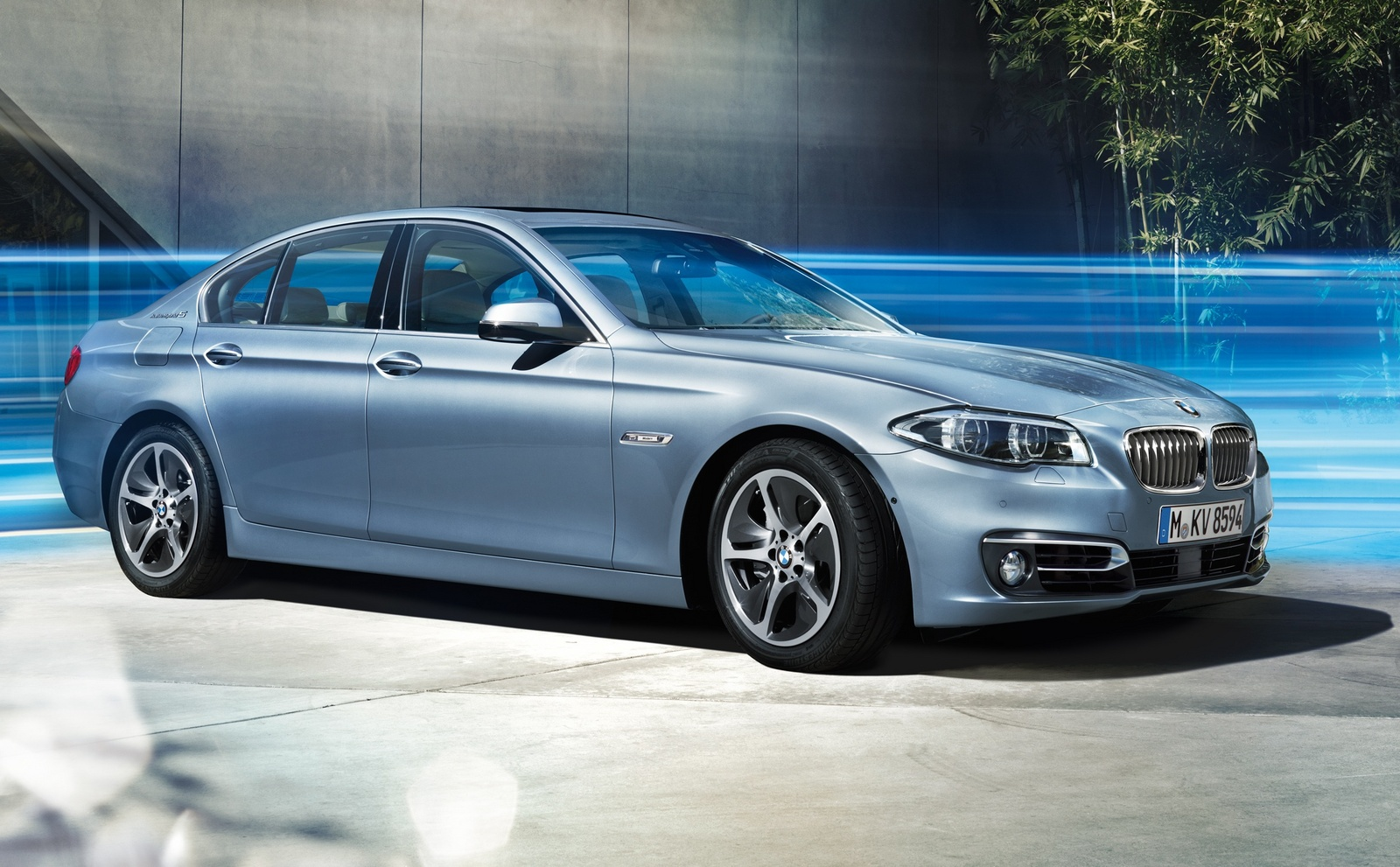 2014 Bmw Activehybrid 7 #4
