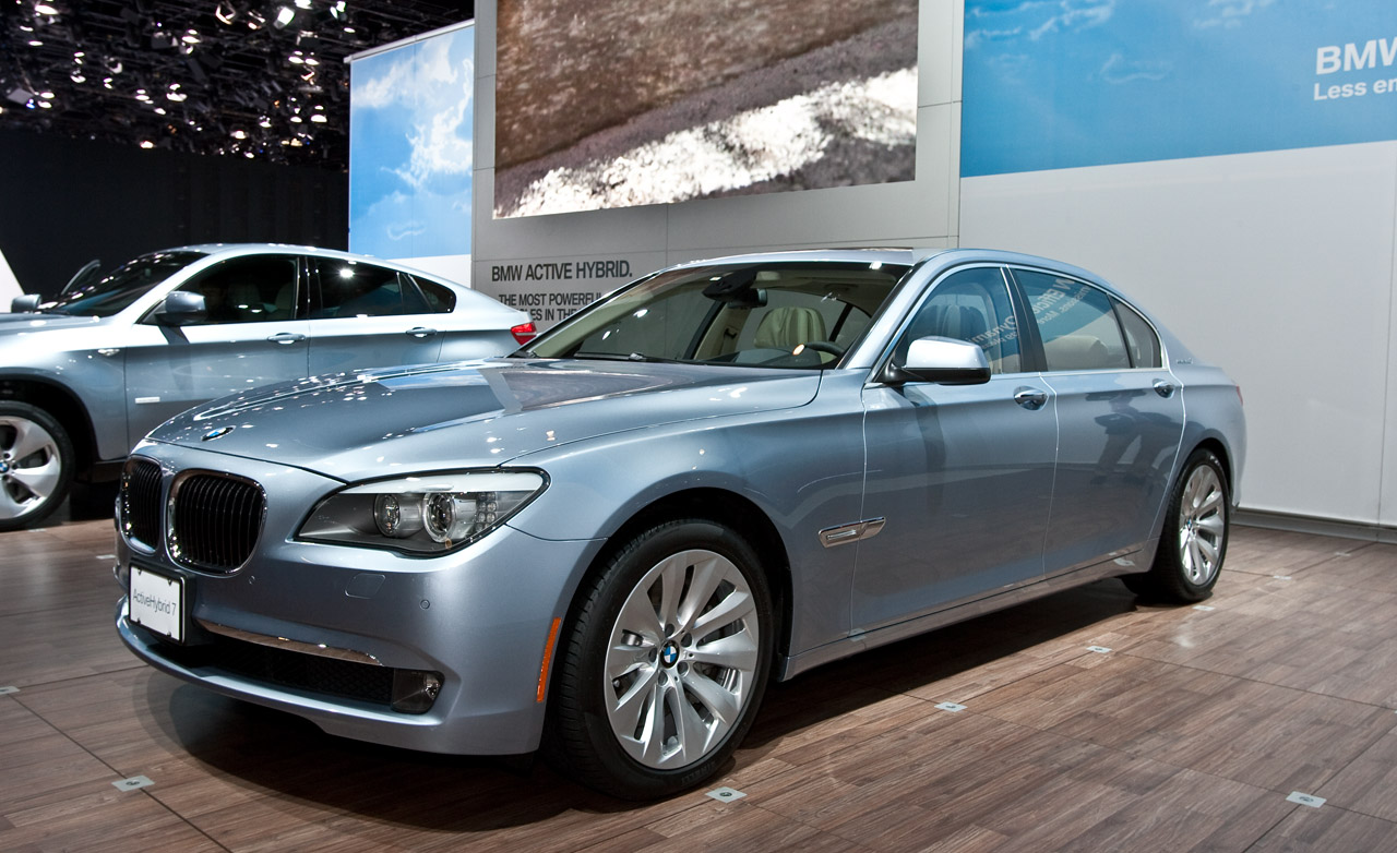 2014 Bmw Activehybrid 7 #3