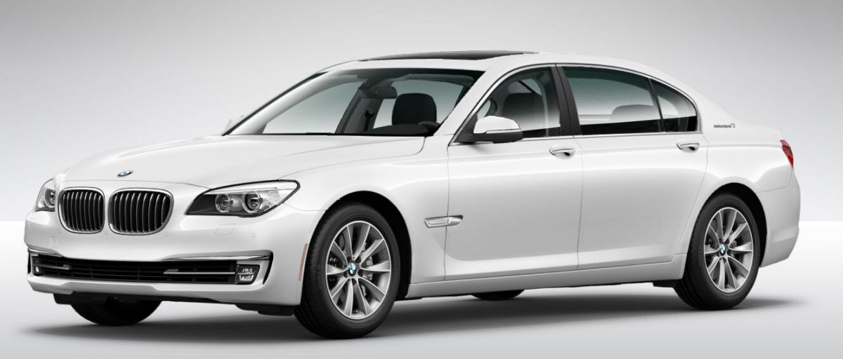 2014 Bmw Activehybrid 7 #2