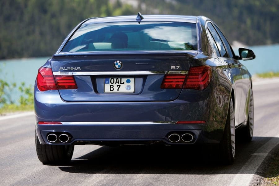 2014 Bmw Alpina B7 Photos, Informations, Articles - BestCarMag.com